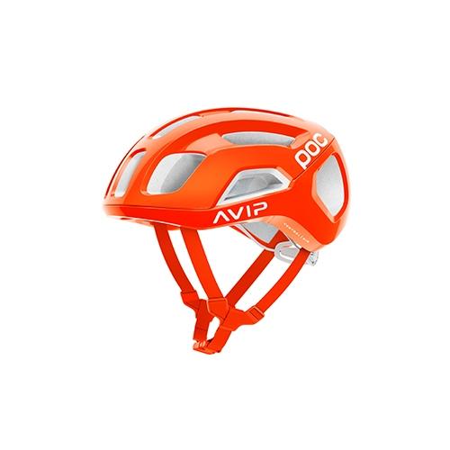 [피오씨] POC 벤트럴 에어 스핀 징크 오렌지 헬멧